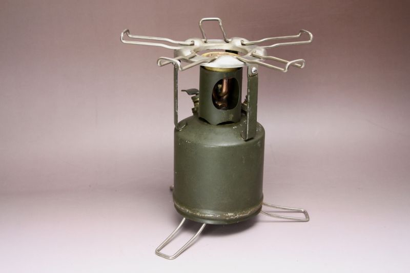 画像1: WWII British Army Hurlock ハーロック ミリタリーGIストーブ イギリス軍 (1)