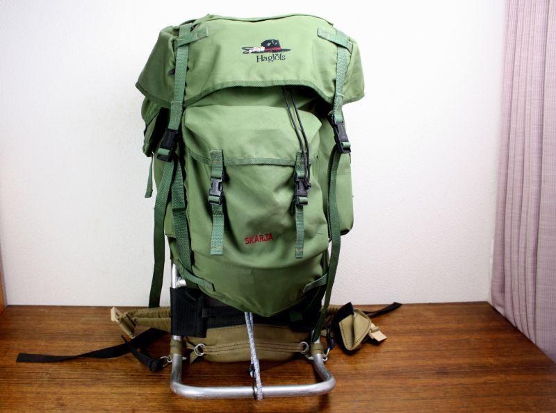 画像1: Haglofs Backpack Skarja ホグロフス バックパック / スウェーデン (1)