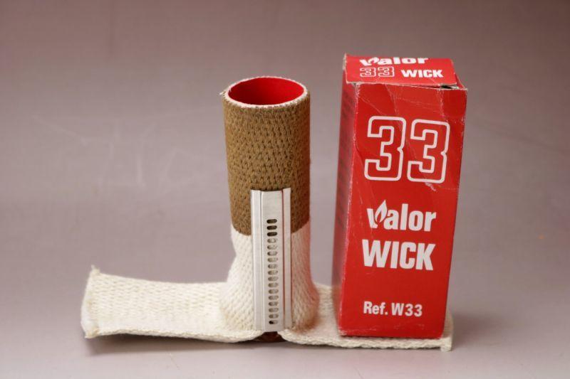 画像1: Valor Vector Modulette W13 ,W33 /ストーブ替芯 イギリス wick (1)