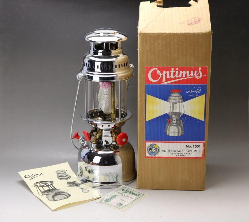 画像1: Optimus1551/500 kerosene lantern Sweden/オプティマス ランタン (1)