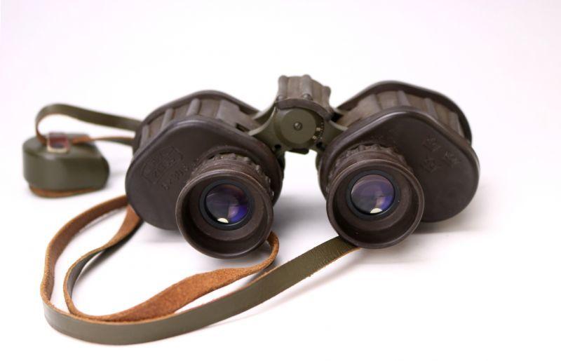 画像1: CARL ZEISS /カールツァイス スウェーデン軍用双眼鏡 (1)