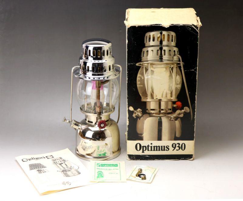 画像1: Optimus930 オプティマス 未使用/ランタン スウェーデン (1)