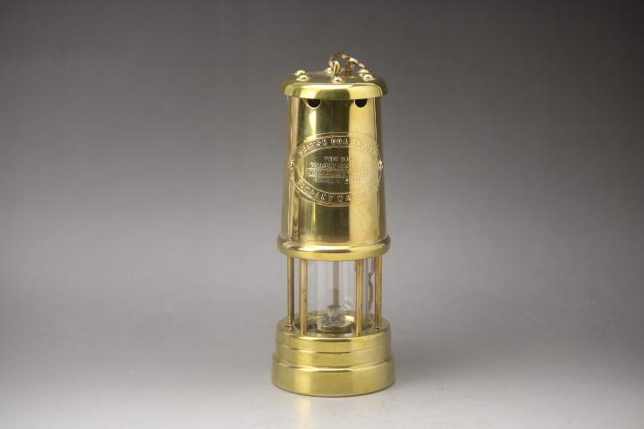 画像1: BRITISH COAL MINING COMPANY WALES U.K LAMP (1)