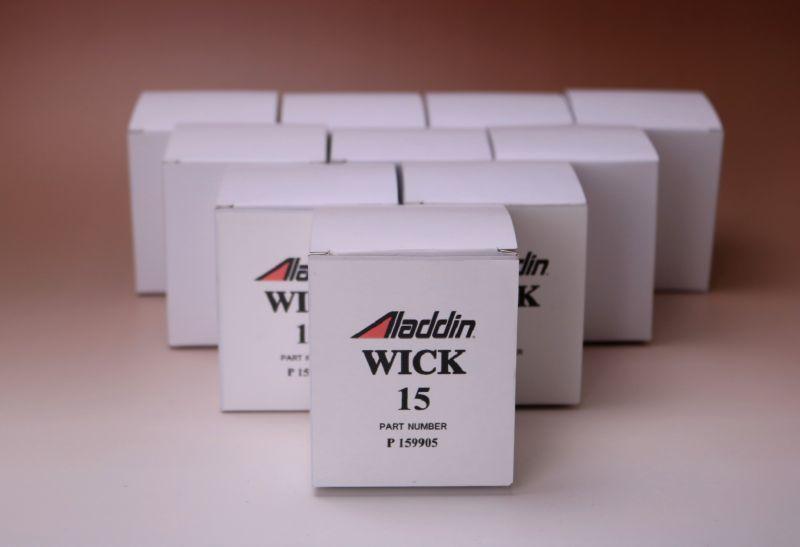 画像1: Aladdin15 替え芯/送料無料 wick アラジン ストーブ 15型 芯  10個セット (1)