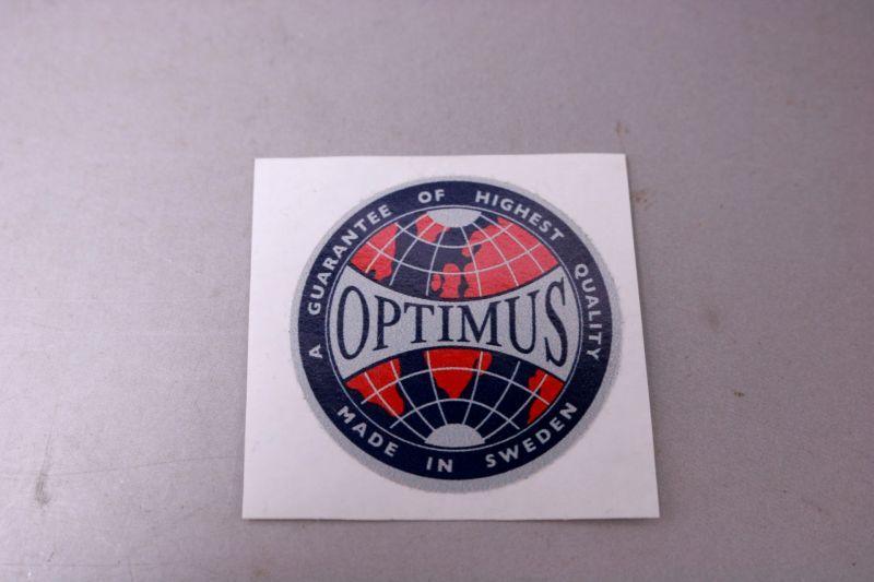 画像1: Optimus オプティマス デカール シール (1)