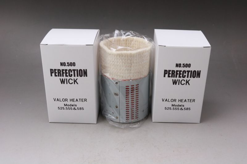 画像1: PERFECTION VALOR WICK 500/パーフェクション500 替芯 3個セット キャリア付き (1)