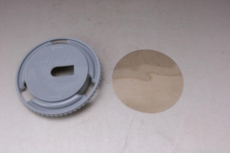 画像1: Aladdin mica &Wick cleaner set/アラジンストーブ マイカ1枚 +15型 16LP 芯クリーナー 2点セット (1)