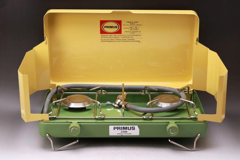画像1: Primus 2396 Sweden/プリムス Wバーナー (1)
