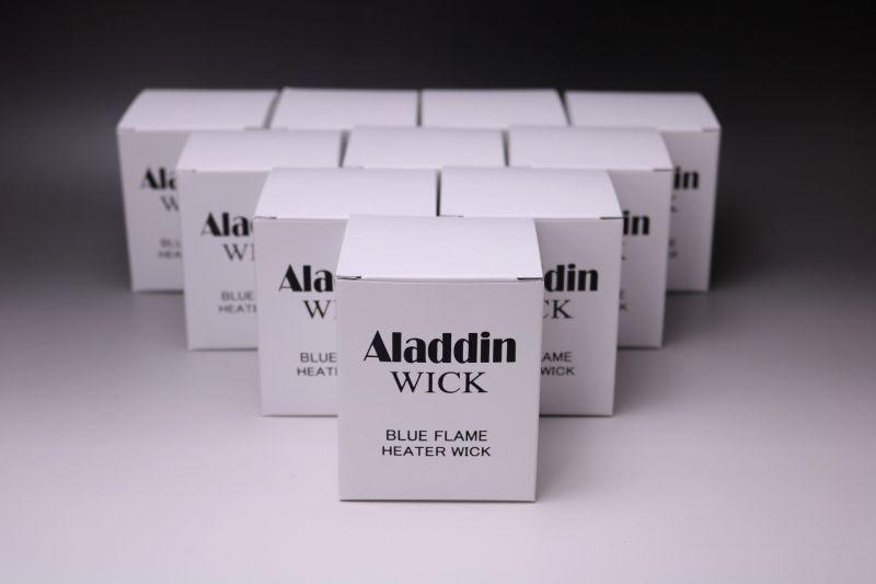 画像1: Aladdin 15 wick 10個セット/ アラジン15 ストーブ 替え芯 16型 送料無料 (1)
