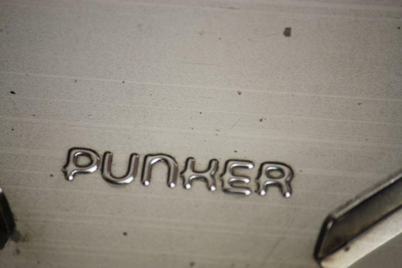 Punkerバーナー