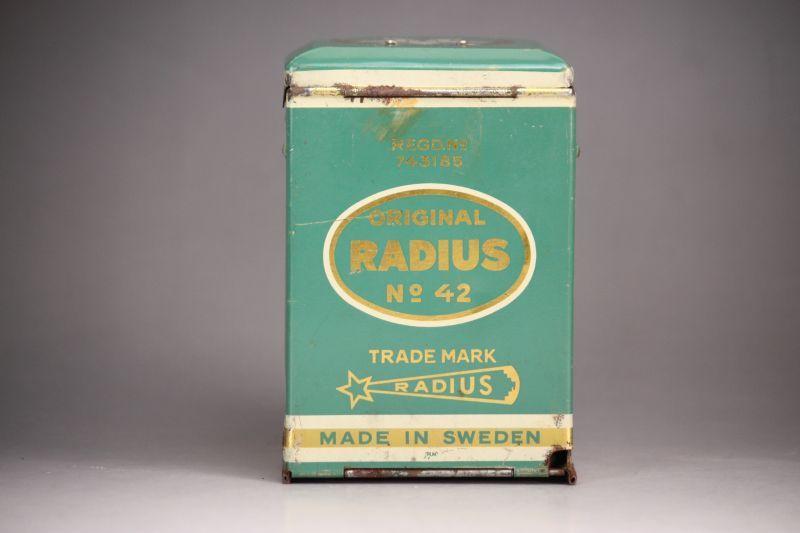 Radius バーナー