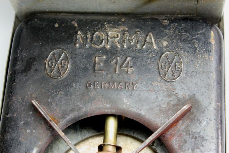 Norma E14 Gbバーナー/Germany