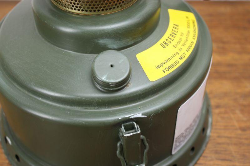 POD kerosene stove
